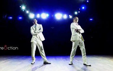 Hilty & Bosch のゲリラダンスがクールでカッコイイ!