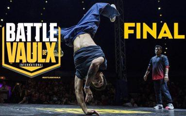 優勝まであと一歩!Battle De Vaulx International 2018