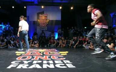 ShlagとSan Andreaが優勝!BC One Cypher France
