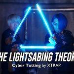 XTRAPのライトセーバー&タッティングダンス!
