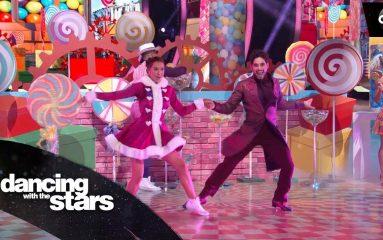 お菓子の国で舞踏会?楽しそうなハッピージャズ!