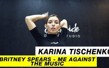 曲にベストマッチ!Karina TischenkoのWaackがヤバイ