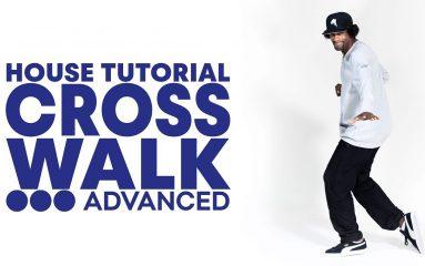 あのMaMSoNがわかりやすくステップを伝授!Cross Walk