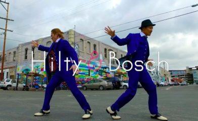 Hilty & Bosch in ロサンゼルスのダンスがカッコ良すぎる