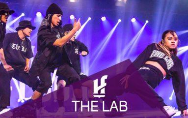THE LABのショーケースがヤバイ!Hit The Floor