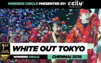 ただただ感動!White Out TokyoがWOD2018優勝!
