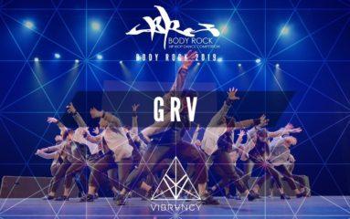 大人の空間で魅了したGRVが優勝!Body Rock 2019