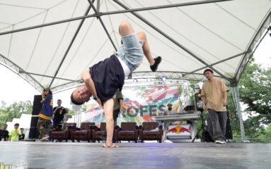 ジャッジセッションで踊るKyokaがカッコ良すぎる!