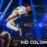 未来のレジェンドになれるのか?Bboy Kid Colombia
