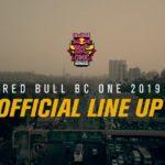 Red Bull BC One 2019 ムンバイ!B-Boy ラインナップ