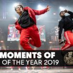 Battle Of The Year 30周年!歴代1位2位が激突