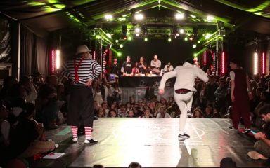 イタリア予選時のOFFICIAL FUNKのロックダンスが凄い!